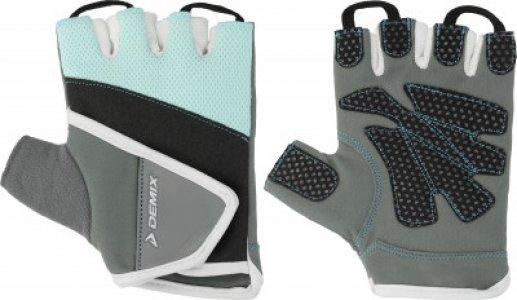 Перчатки для фитнеса , размер M Demix. Цвет: голубой