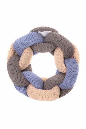Шерстяной шарф 7II. Цвет: multicolor