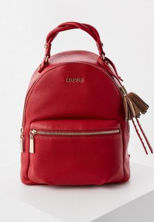 Рюкзак Liu Jo. Цвет: красный