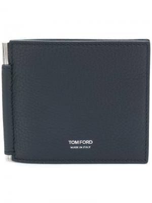Бумажник с зажимом для денег Tom Ford