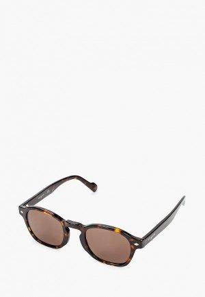 Очки солнцезащитные Vogue® Eyewear VO5329S W65673. Цвет: коричневый