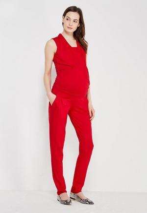 Комбинезон Envie de Fraise. Цвет: красный