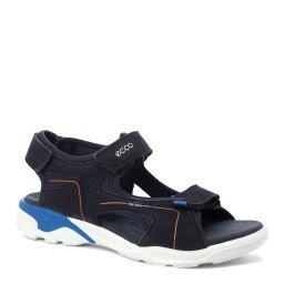 Сандалии 700633 темно-синий ECCO
