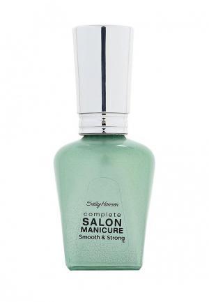 Покрытие Sally Hansen базовое выравнивающее и укрепляющее salon manicure smooth and strong base coat