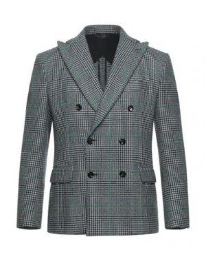 Пиджак LC23. Цвет: серый