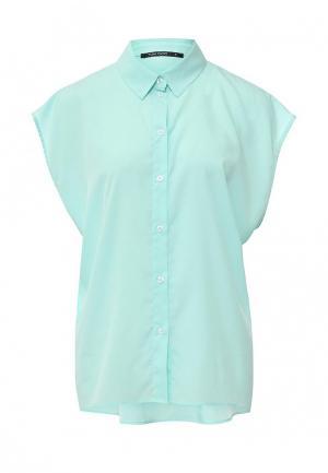 Блуза Tom Farr. Цвет: бирюзовый