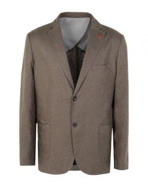 Пиджак LIU •JO MAN. Цвет: зеленый-милитари