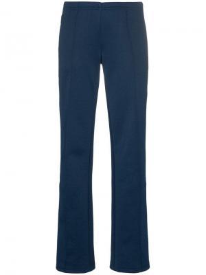 Спортивные брюки из коллаборации с RBN лампасами X Bjorn Borg. Цвет: синий