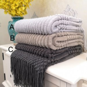 Многоцветный Одеяло/Плед Одеяло и покрывало SHEIN. Цвет: многоцветный