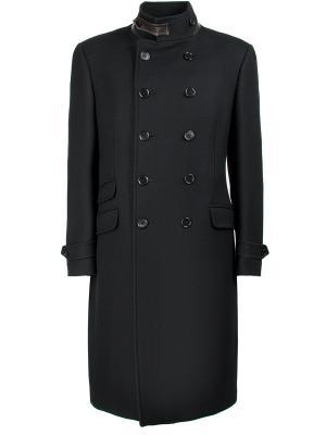 Шерстяное пальто CANALI