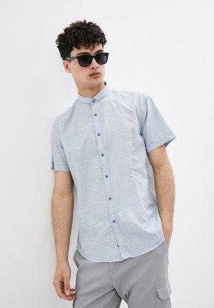 Рубашка Grostyle. Цвет: голубой