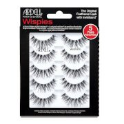Накладные ресницы Multipack Wispies False Eyelashes (набор из 5 пар) - Black Ardell