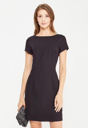 Платье Befree BE031EWUXS60. Цвет: черный