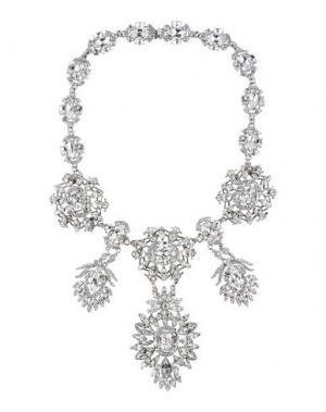 Ожерелье BEN-AMUN. Цвет: серебристый