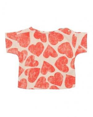 Блузка BOBO CHOSES. Цвет: коралловый