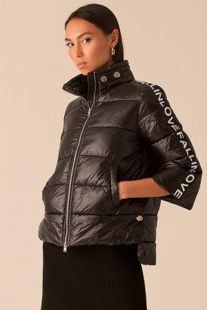 Куртка Love Republic. Цвет: 50, черный