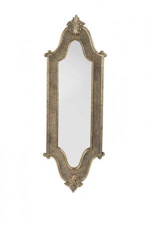 Зеркало 21x2x60 см ГЛАСАР. Цвет: золотой
