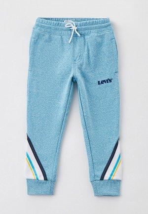 Брюки спортивные Levis® Levi's®. Цвет: голубой