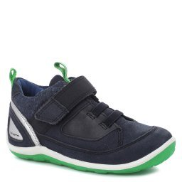 Ботинки 753921 темно-синий ECCO