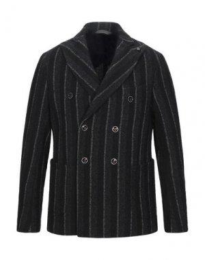 Пиджак GH. Цвет: черный