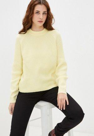 Джемпер Marks & Spencer. Цвет: желтый