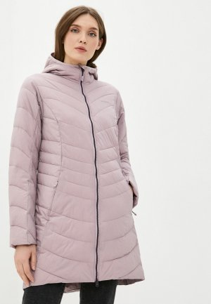Куртка утепленная Merrell. Цвет: фиолетовый