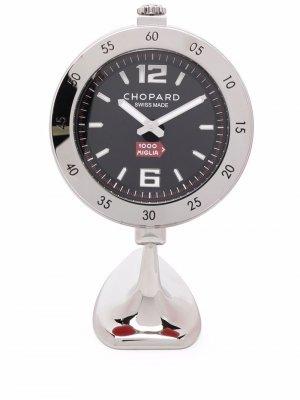 Настольные часы Vintage Racing Chopard. Цвет: черный