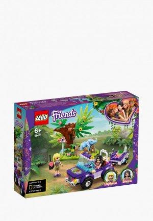 Конструктор LEGO Baby Elephant Jungle Rescue. Цвет: разноцветный