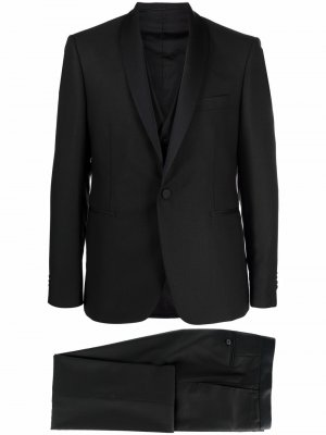 Вечерний костюм-двойка Tagliatore. Цвет: черный