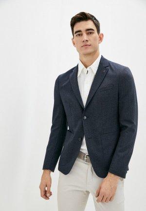 Пиджак Calvin Klein. Цвет: синий