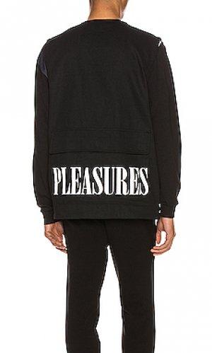 Жилет fade Pleasures. Цвет: none