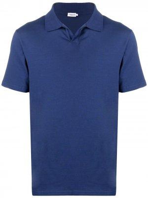 Рубашка поло с короткими рукавами Filippa K. Цвет: синий