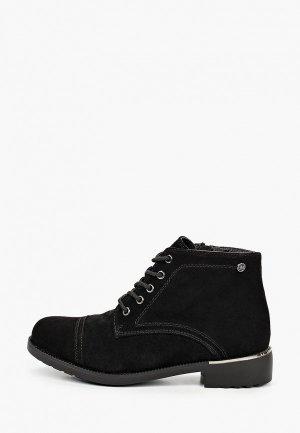 Ботинки Alessio Nesca ADL20AW-080. Цвет: черный