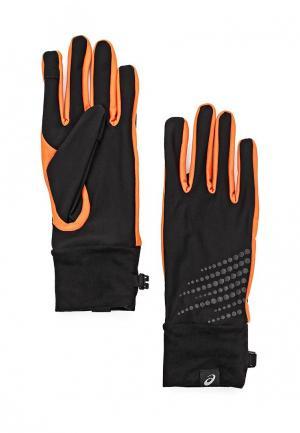 Перчатки ASICS AS455DUJHW74. Цвет: черный