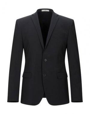 Пиджак CC COLLECTION CORNELIANI. Цвет: черный