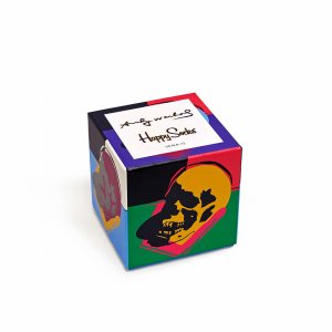 Andy Warhol Gift Box Happy Socks. Цвет: разноцветный