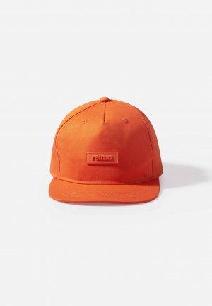 Кепка Lippis Оранжевая Reima. Цвет: оранжевый