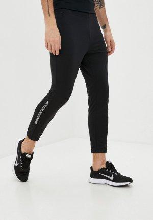 Брюки спортивные Anta Running Jogging A-COOL II. Цвет: черный
