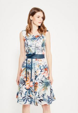 Платье Giulia Rossi. Цвет: разноцветный