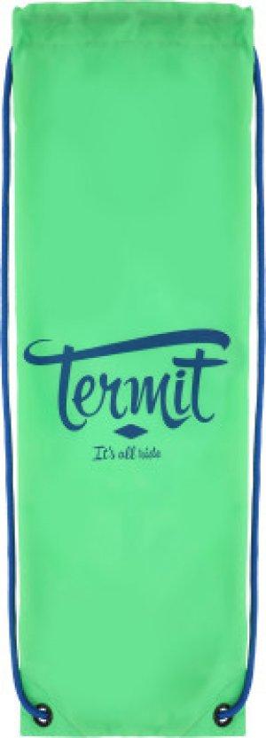 Сумка для лонгборда Termit. Цвет: зеленый