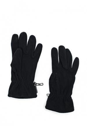 Перчатки Ziener IBRO. Цвет: черный