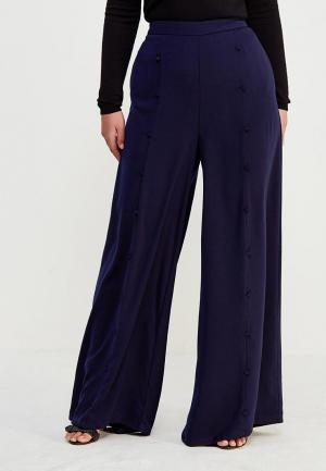 Брюки LOST INK PLUS WIDE LEG TROUSER WITH BUTTON FRONT