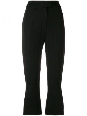 Укороченные брюки клеш Ann Demeulemeester