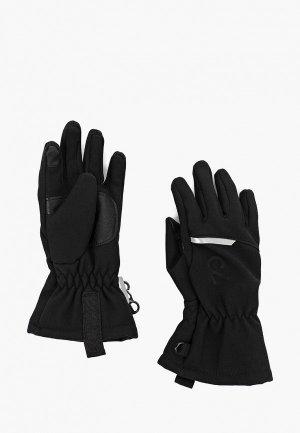 Перчатки Reima Eidet. Цвет: черный