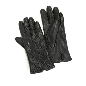 Перчатки кожаные LA REDOUTE COLLECTIONS. Цвет: черный