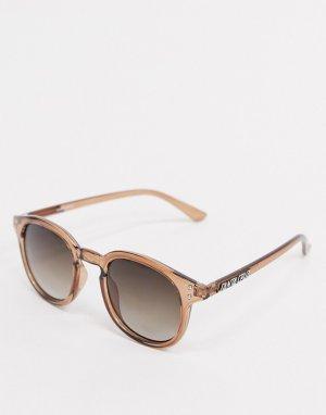 Коричневые солнцезащитные очки Watson-Коричневый Santa Cruz