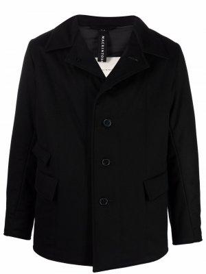 Куртка Corpus Mackintosh. Цвет: черный