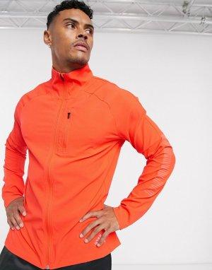 Оранжевая куртка -Оранжевый adidas performance