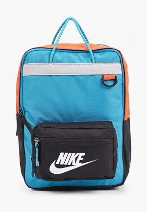 Рюкзак Nike Y NK TANJUN BKPK. Цвет: бирюзовый