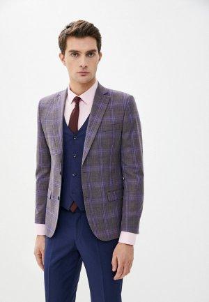 Пиджак Laconi. Цвет: коричневый